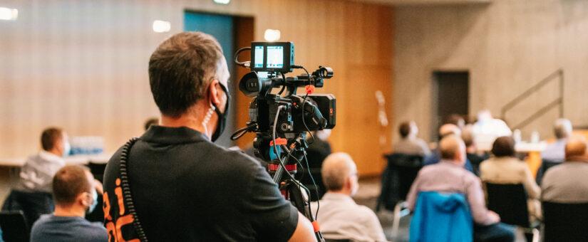AIOC Live -Die neue Streaming-Plattform für ihren Event
