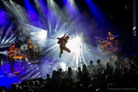 Kunz live Braui Hochdorf, Licht & Ton durch AIOC Rental