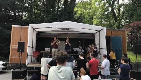 LSO & Dreipunkt Live in Concert